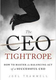The CEO Tightrope
