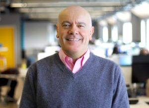 Fuze CEO Colin Doherty