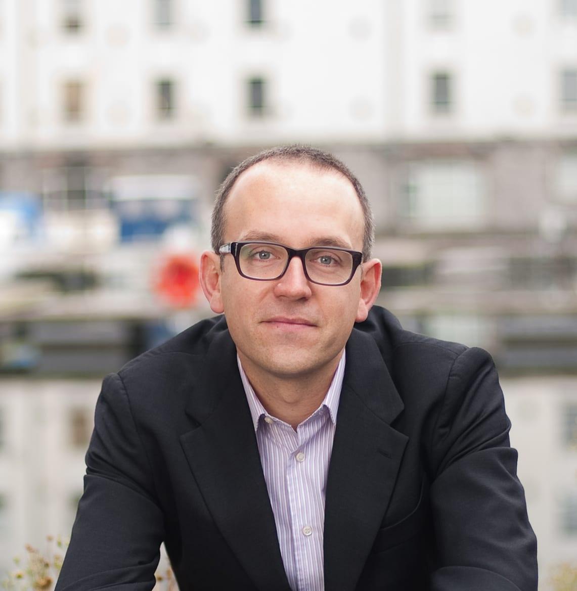 Boxever CEO Dave O'FLanagan