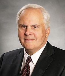 Fedex CEO Fred Smith